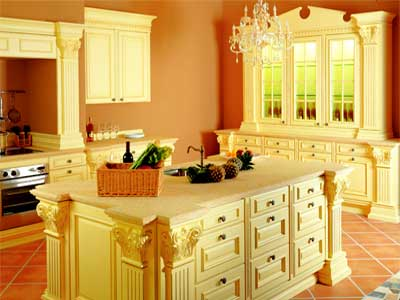 When created a modern or contemporary kitchen design