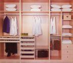 Walk In Closet Organizer