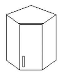 Corner Wall Cabinets