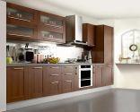 Coffee Glaze Kitchen Cabinets