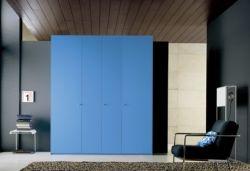 Blue Wardrobe Closets