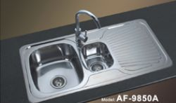 Kitchen Double Bowl Stainless Steel Sinks