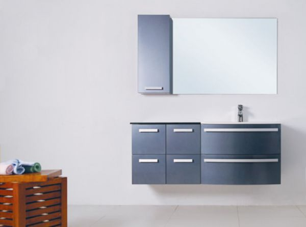 Discount bathroom cabinets