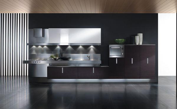High Glossy Kitchen Cabinet