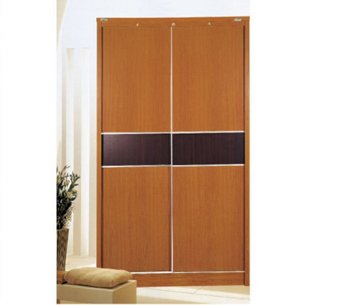 2 Door Wardrobe Double Wardrobe Pine Bedroom Wardrobe