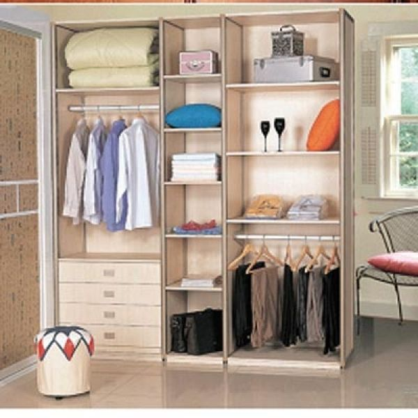 In Built Wardrobe
