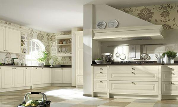 Modern Italian Kitchen Cabinet