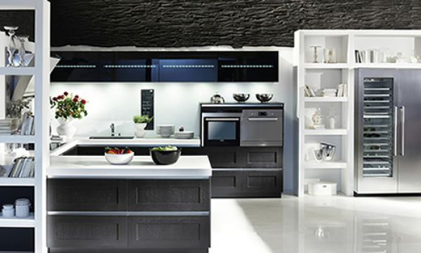 Kitchen Cabinet And Counter Tops