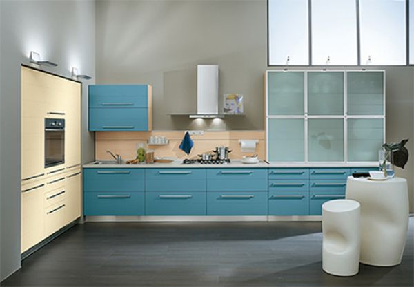 High Quality German Kitchen Cabinets