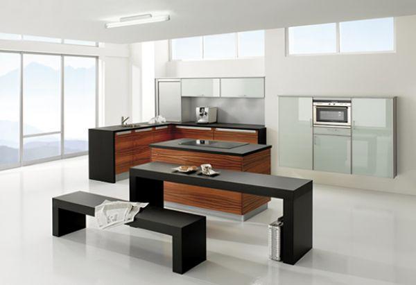 European Morden Kitchen Cabinet