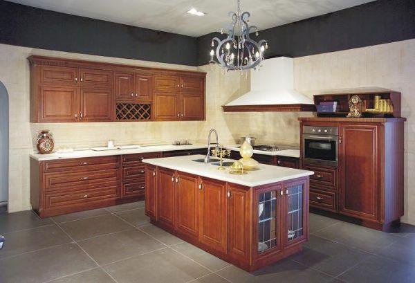 Construction Kitchen Cabinet