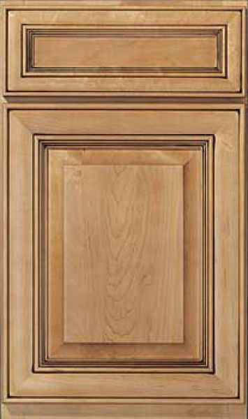 MONTICELLO Antique Kitchen Cabinet Doors