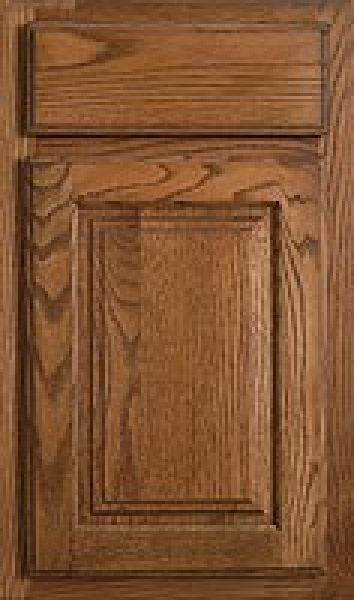 Hickory Cabinet Doors MADISON