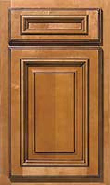 Ash Solid Wood Kitchen Cabinet Doors ROCKFORD