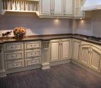 Contemporary Wood Kitchen Cabinet