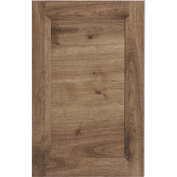 Profile Wrapped Kitchen Cabinet Door